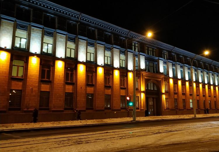 Школа КГБ